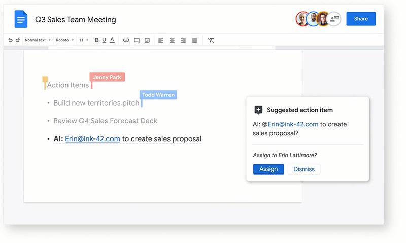 Google Workspace รวมทุกสิ่งที่ต้องการสำหรับการทำงานไว้ในที่เดียว