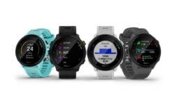 """""""การ์มิน"""" พลิกโฉมนิยามใหม่ของนาฬิกาวิ่ง เปิดตัว """"FORERUNNER 55"""" จีพีเอส สมาร์ทวอทช์ ที่พร้อมสนับสนุนให้การวิ่งเป็นนิวแฮบิท"""